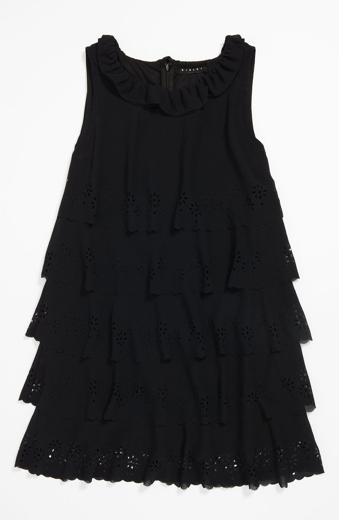 Main Image - Sisley Young Dress (Big Girls)