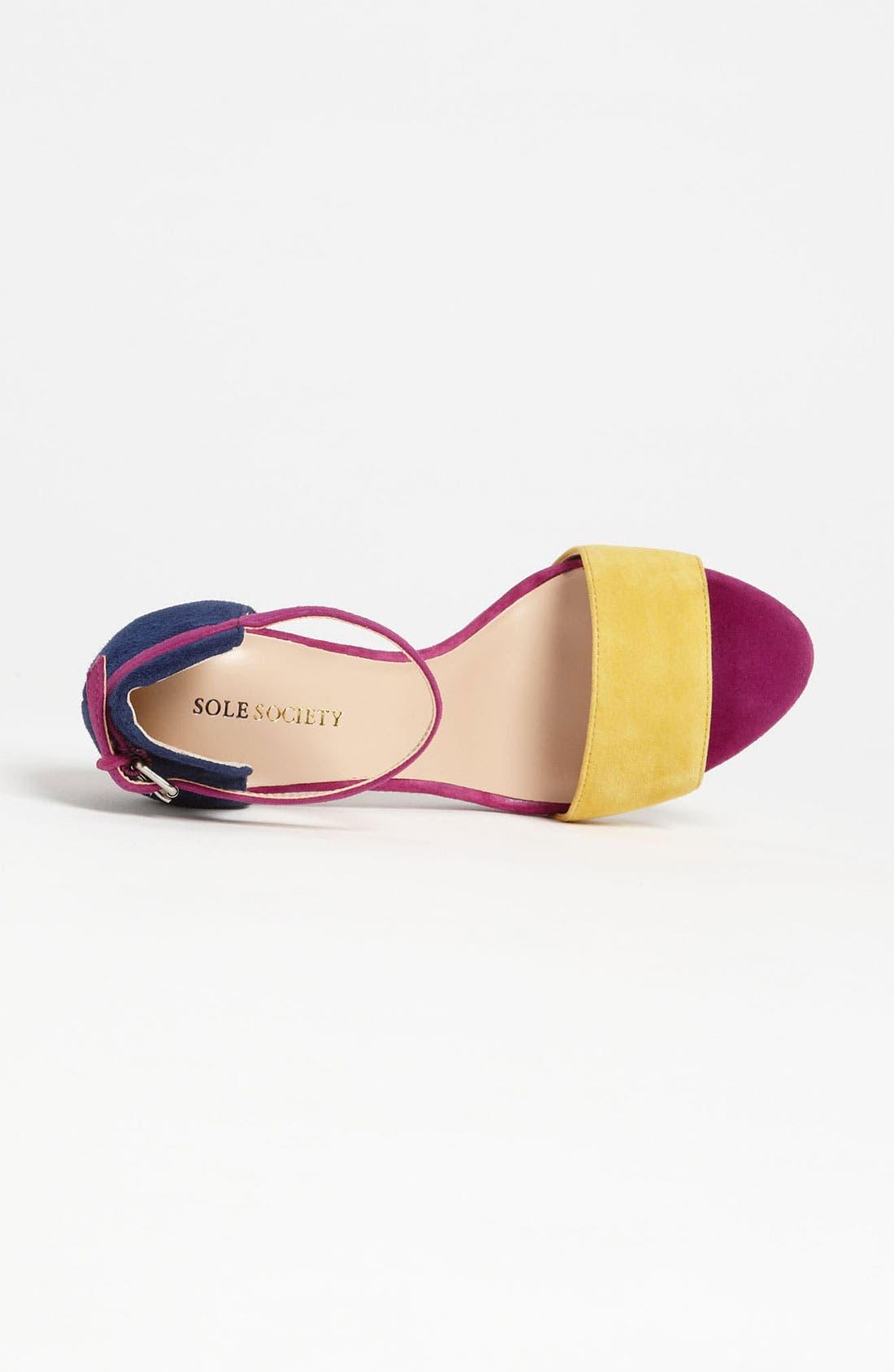 Alternate Image 3  - Sole Society 'Sheila' Sandal