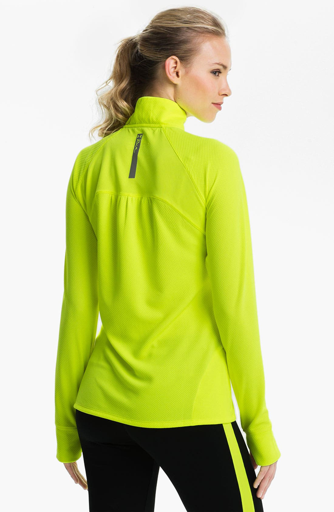 Alternate Image 2  - Under Armour 'Escape' Quarter Zip Top