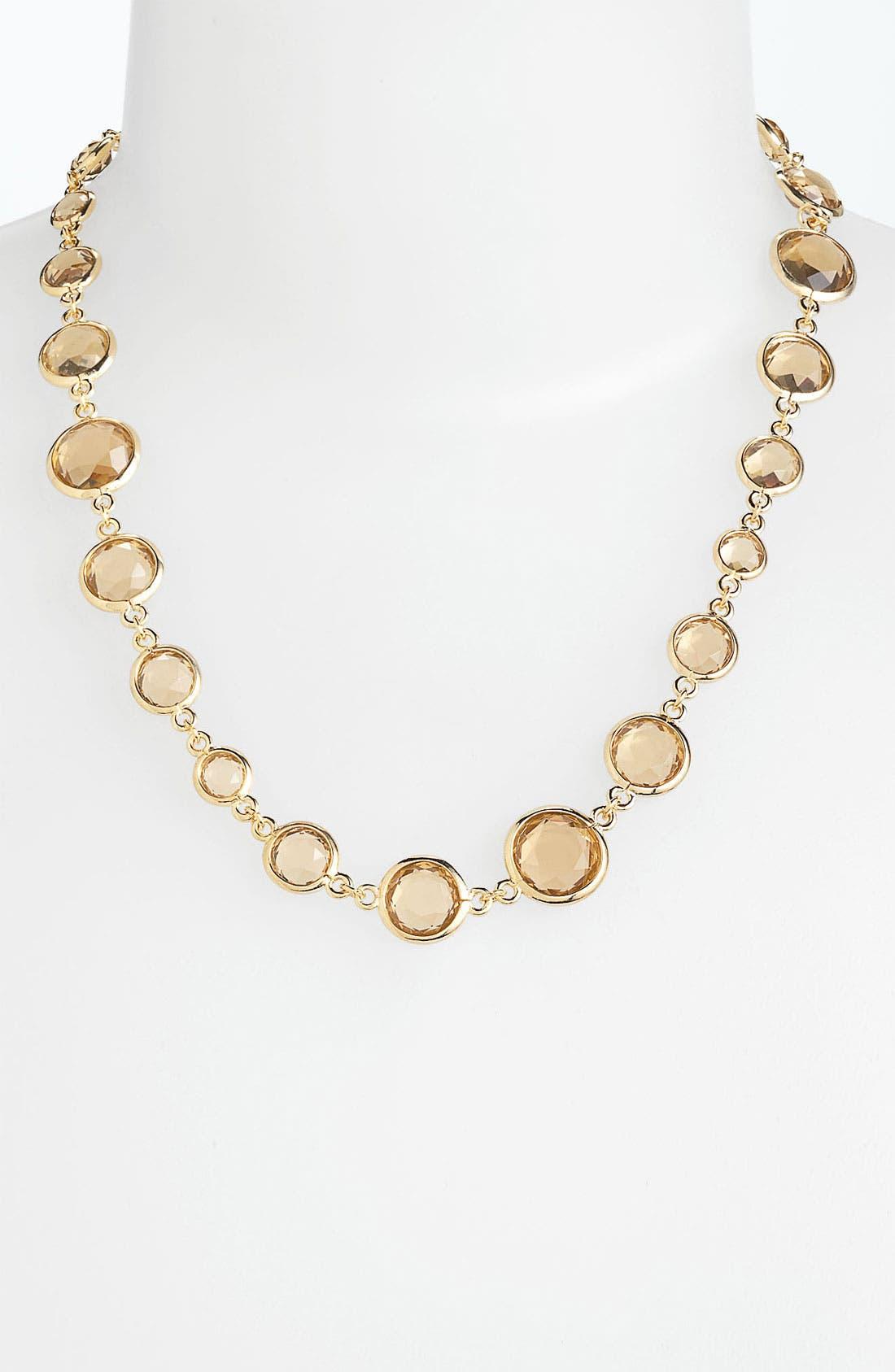 Main Image - Anne Klein Collar Necklace