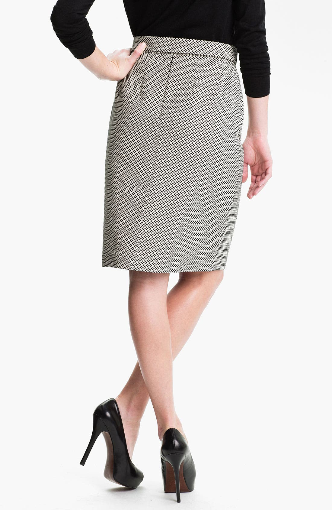 Alternate Image 2  - Weekend Max Mara 'Cesira' Bow Front Skirt