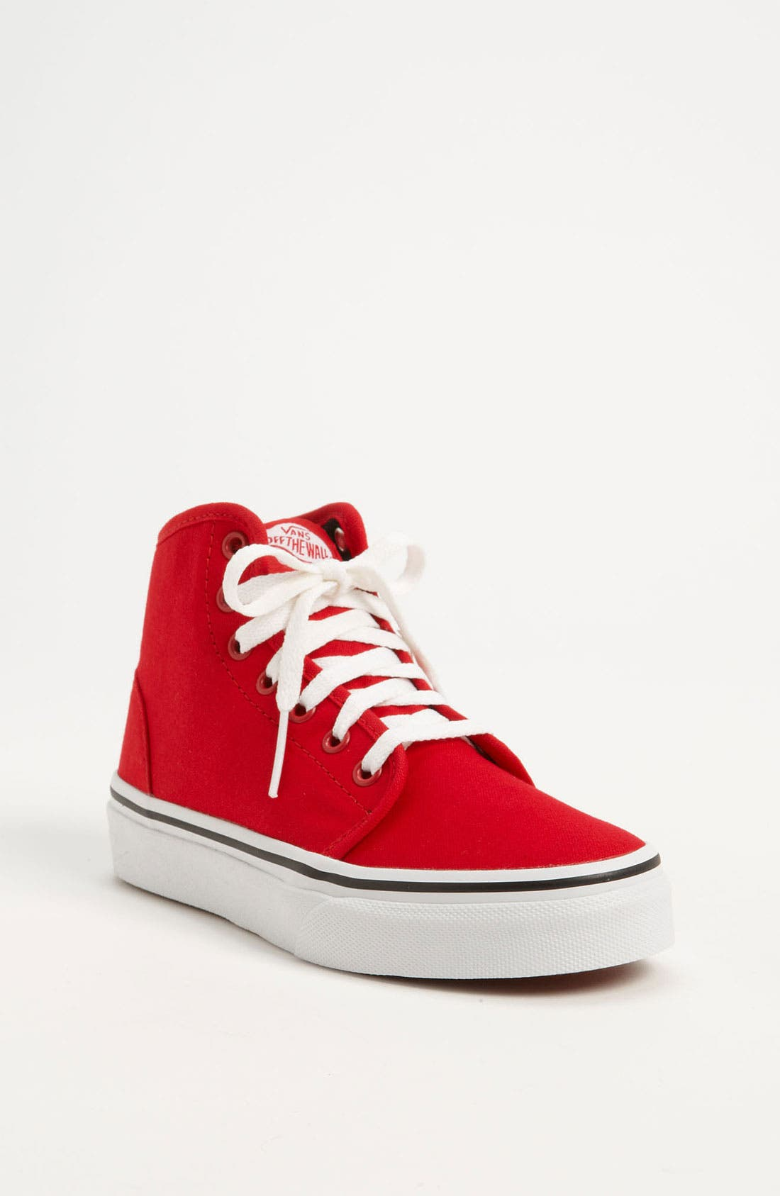 Alternate Image 1 Selected - Vans '106 Hi' Sneaker (Toddler, Little Kid & Big Kid)