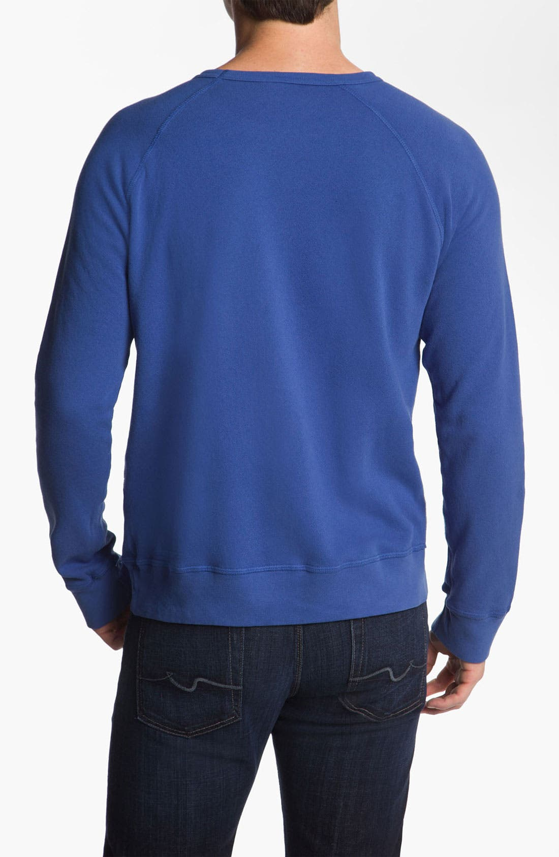 Alternate Image 2  - Junk Food 'New York Knicks' Sweatshirt