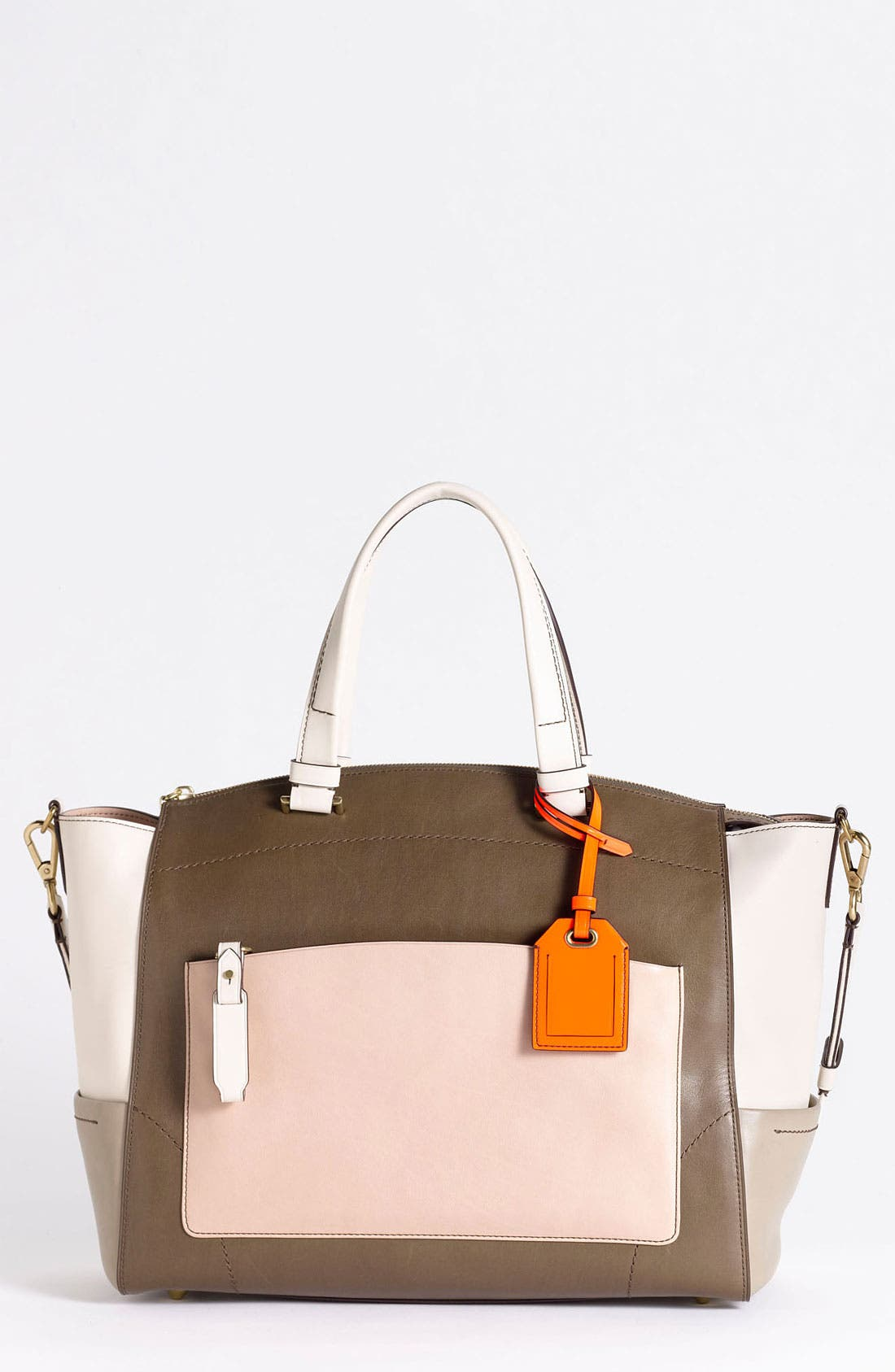 Alternate Image 1 Selected - Reed Krakoff 'Uniform' Leather Tote