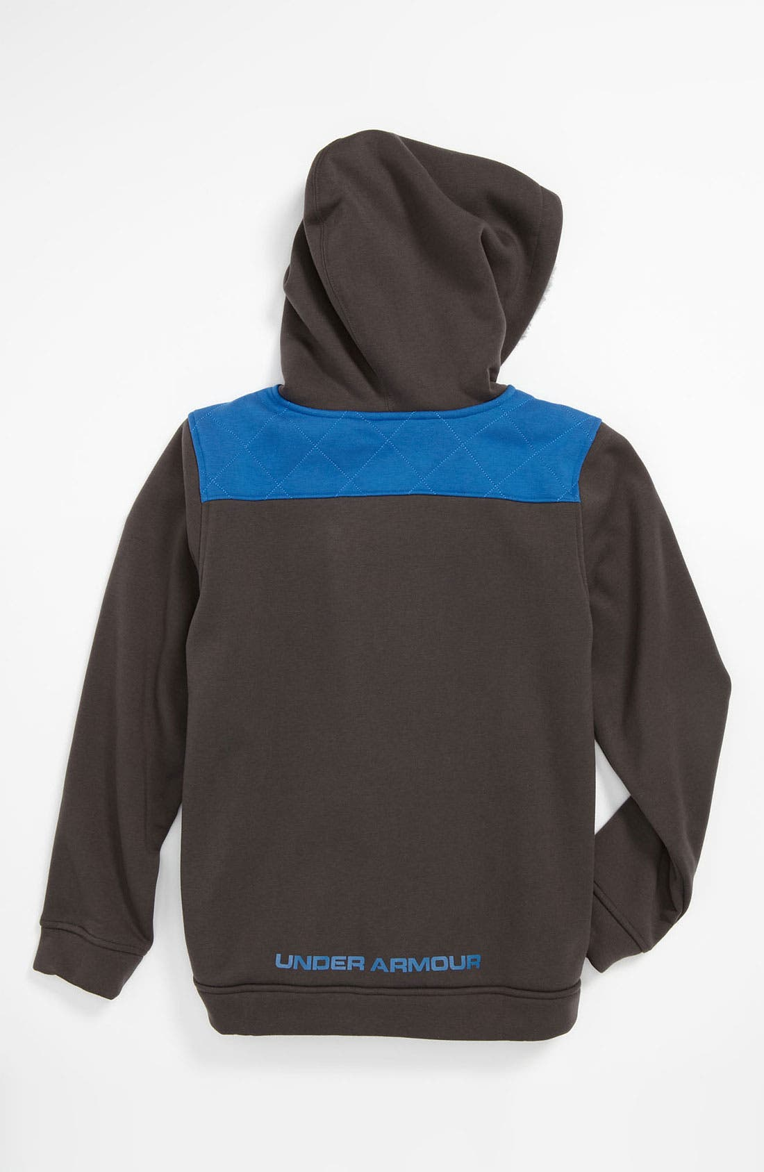Alternate Image 2  - Under Armour 'Super Warm FZ' Hoodie (Big Boys)