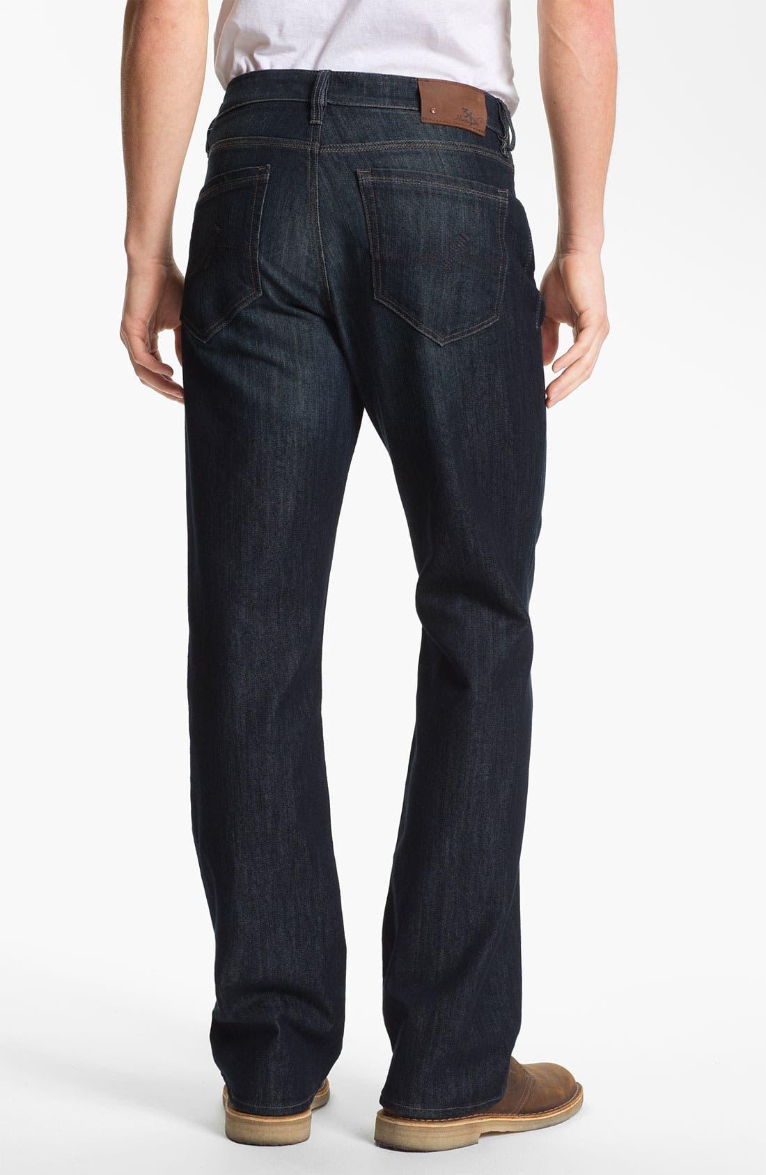 Alternate Image 2  - 34 Heritage 'Charisma' Straight Leg Jeans (Deep) (Online Only)