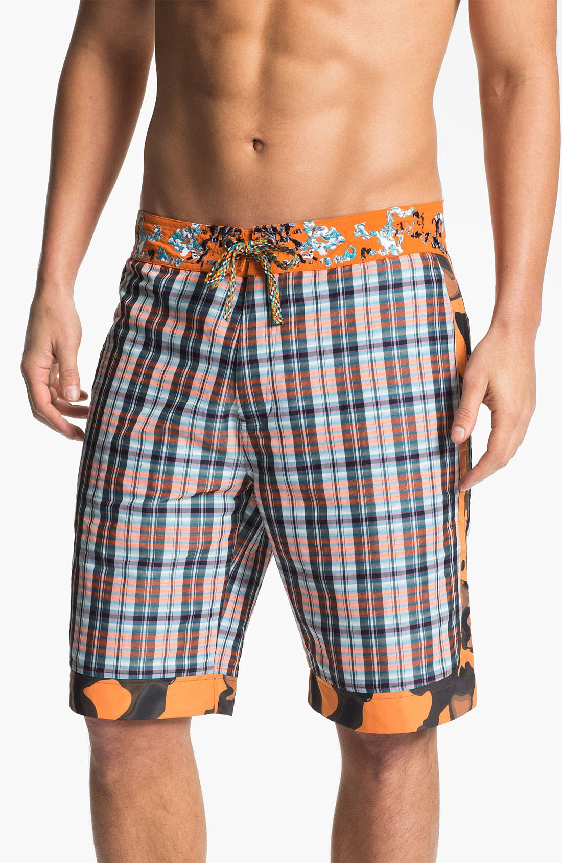 Main Image - Robert Graham 'Ahab' Board Shorts