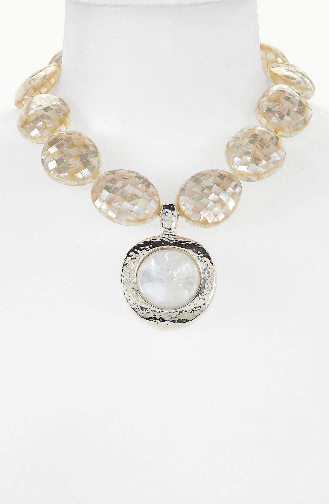 Main Image - Simon Sebbag 'Bora Bora' Pendant Necklace