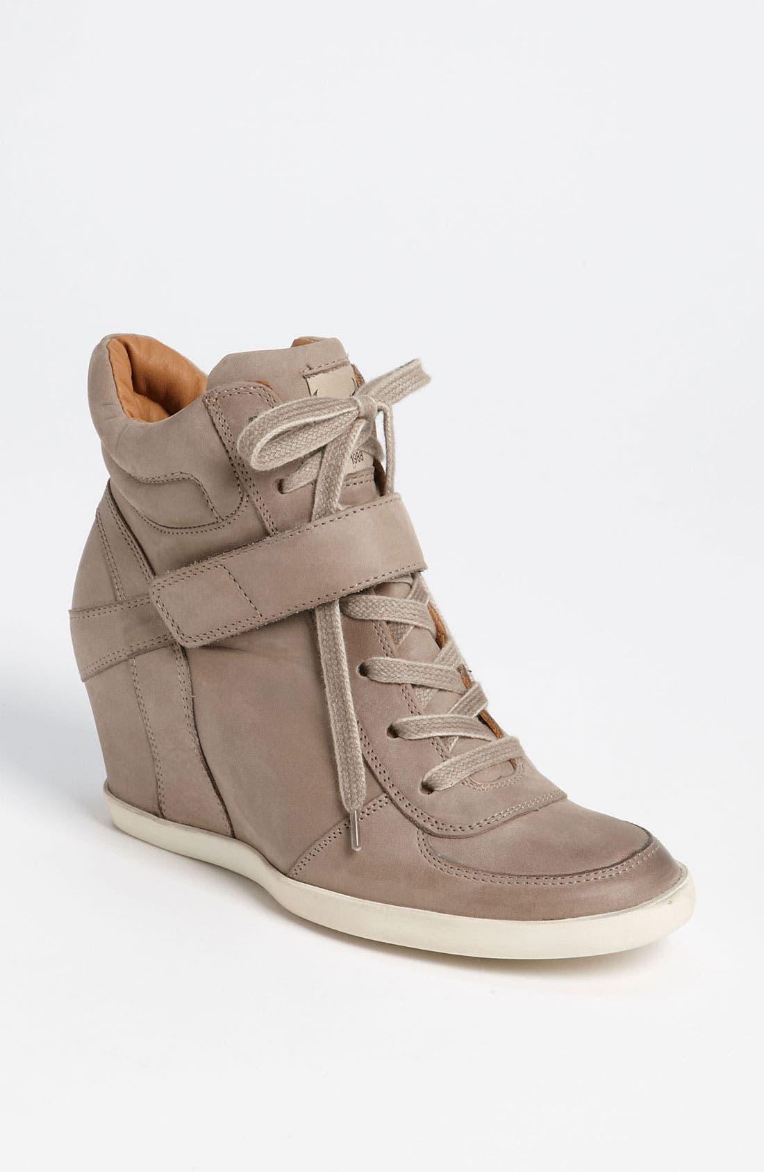 Main Image - Paul Green 'Ozzie' Wedge Sneaker