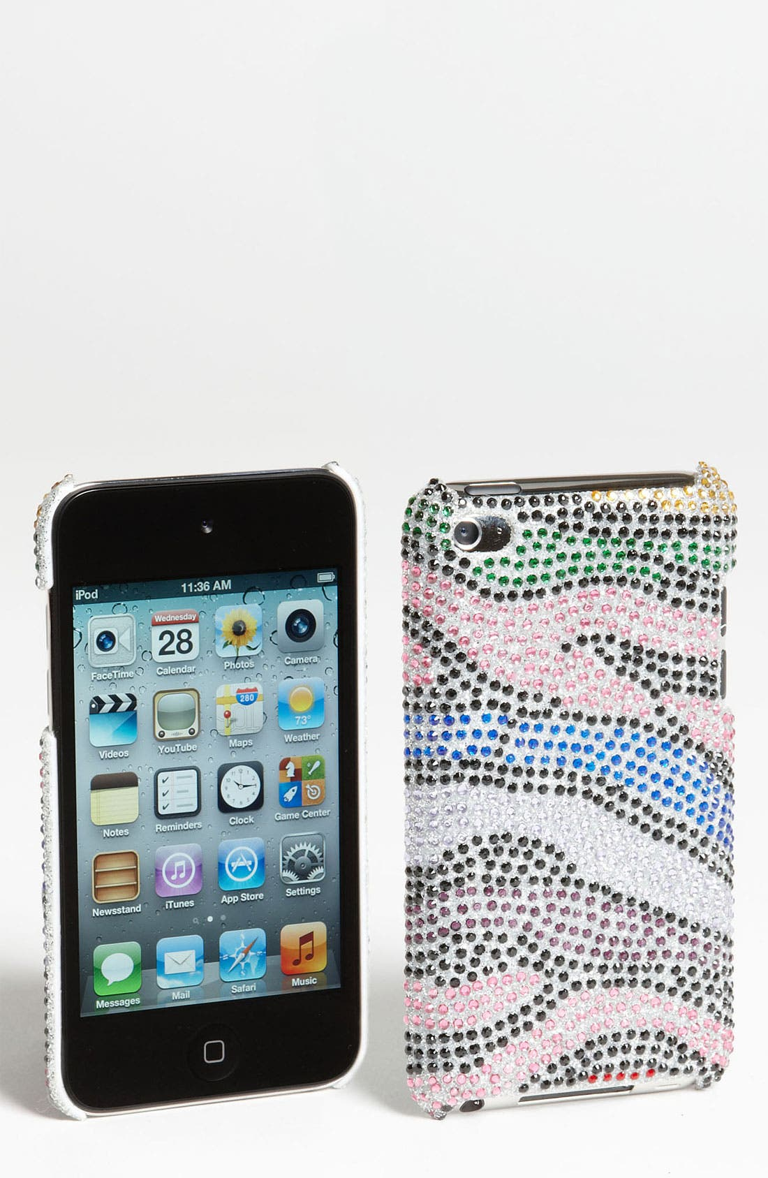 Alternate Image 1 Selected - iCover 'Vogue' iPod Touch 4 Case (Girls)