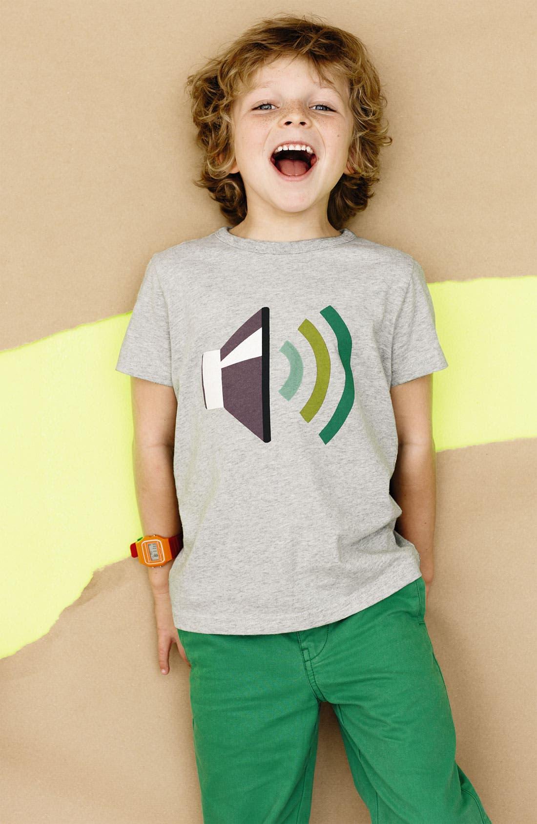Alternate Image 2  - Mini Boden Graphic T-Shirt (Toddler, Little Boys & Big Boys)