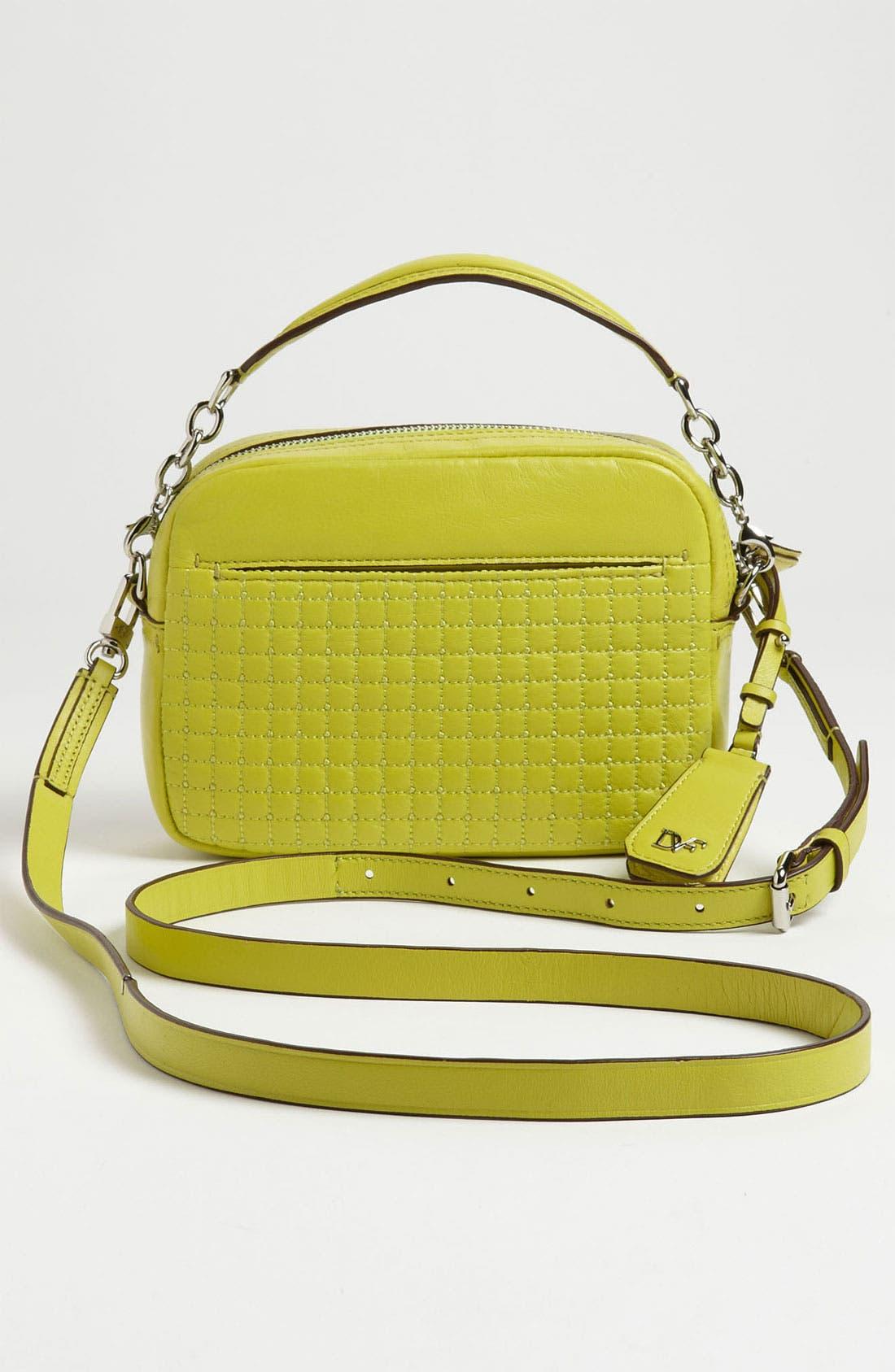 Alternate Image 4  - Diane von Furstenberg 'Milo - Mini' Quilted Crossbody Bag