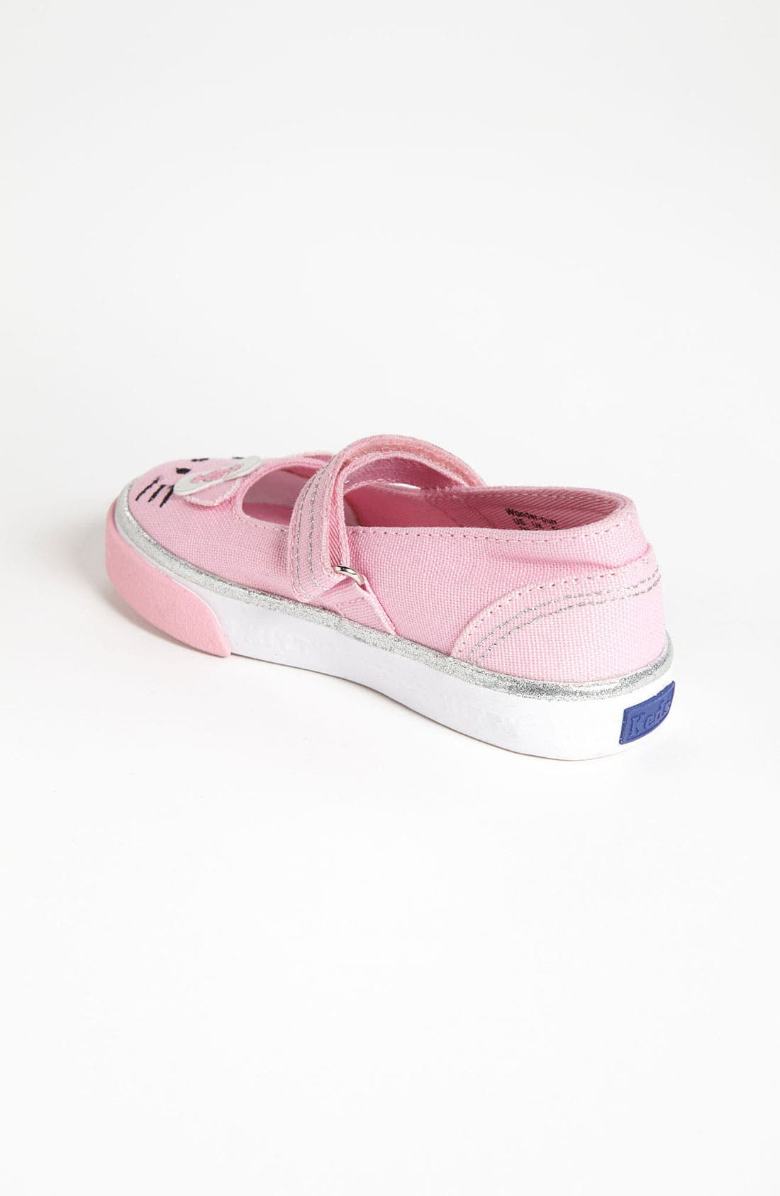 Alternate Image 2  - Keds® 'Wonder Purr' Mary Jane (Baby, Walker & Toddler)