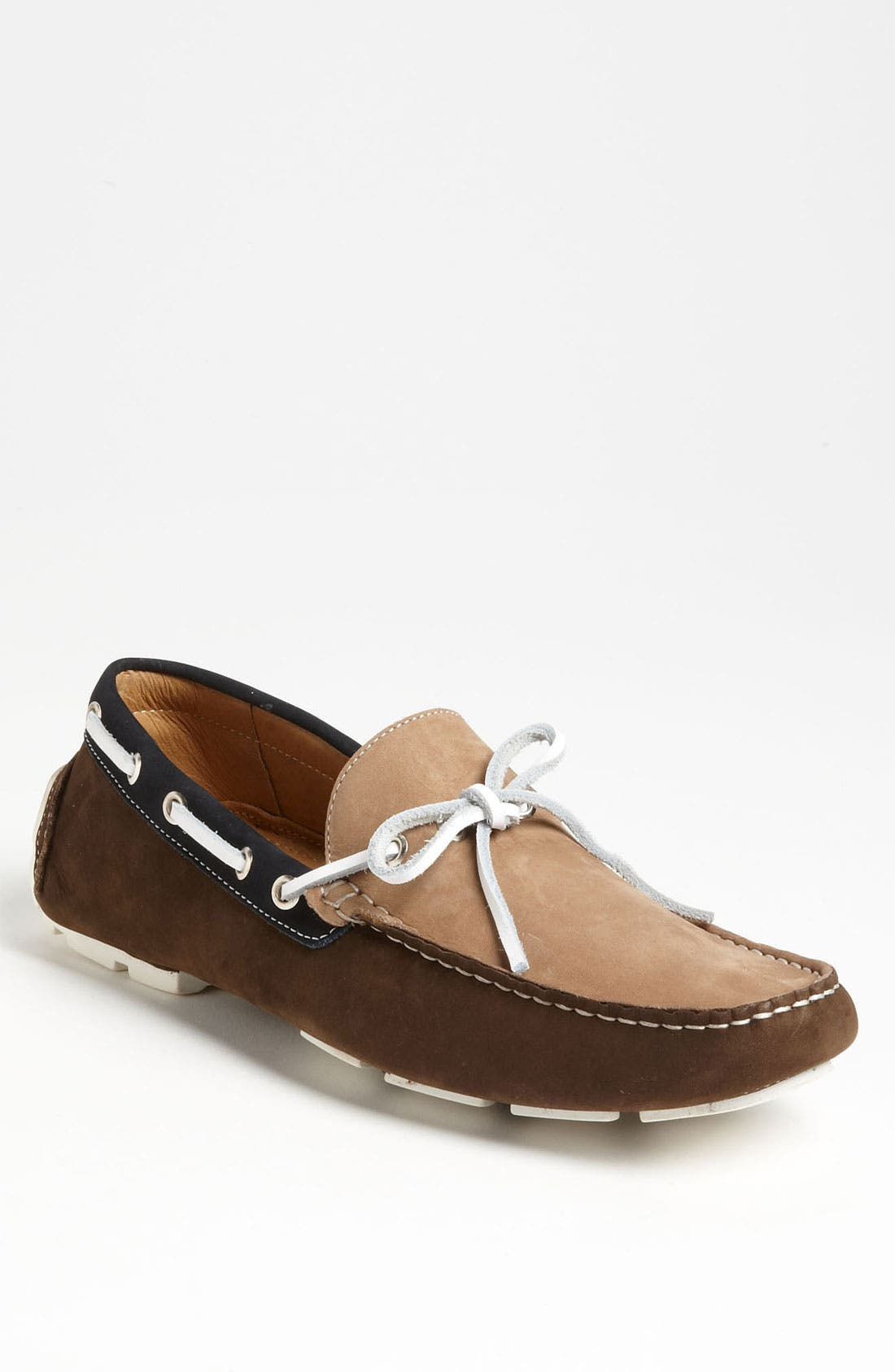 Alternate Image 1 Selected - 1901 'Barbados' Driving Shoe (Men)