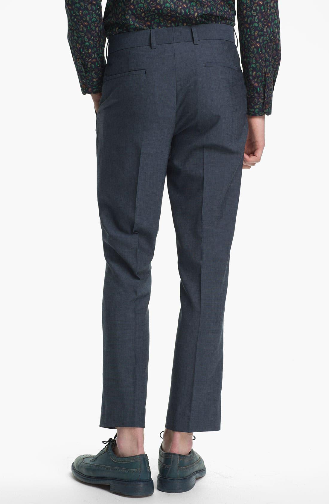 Alternate Image 2  - Topman Skinny Fit Trousers