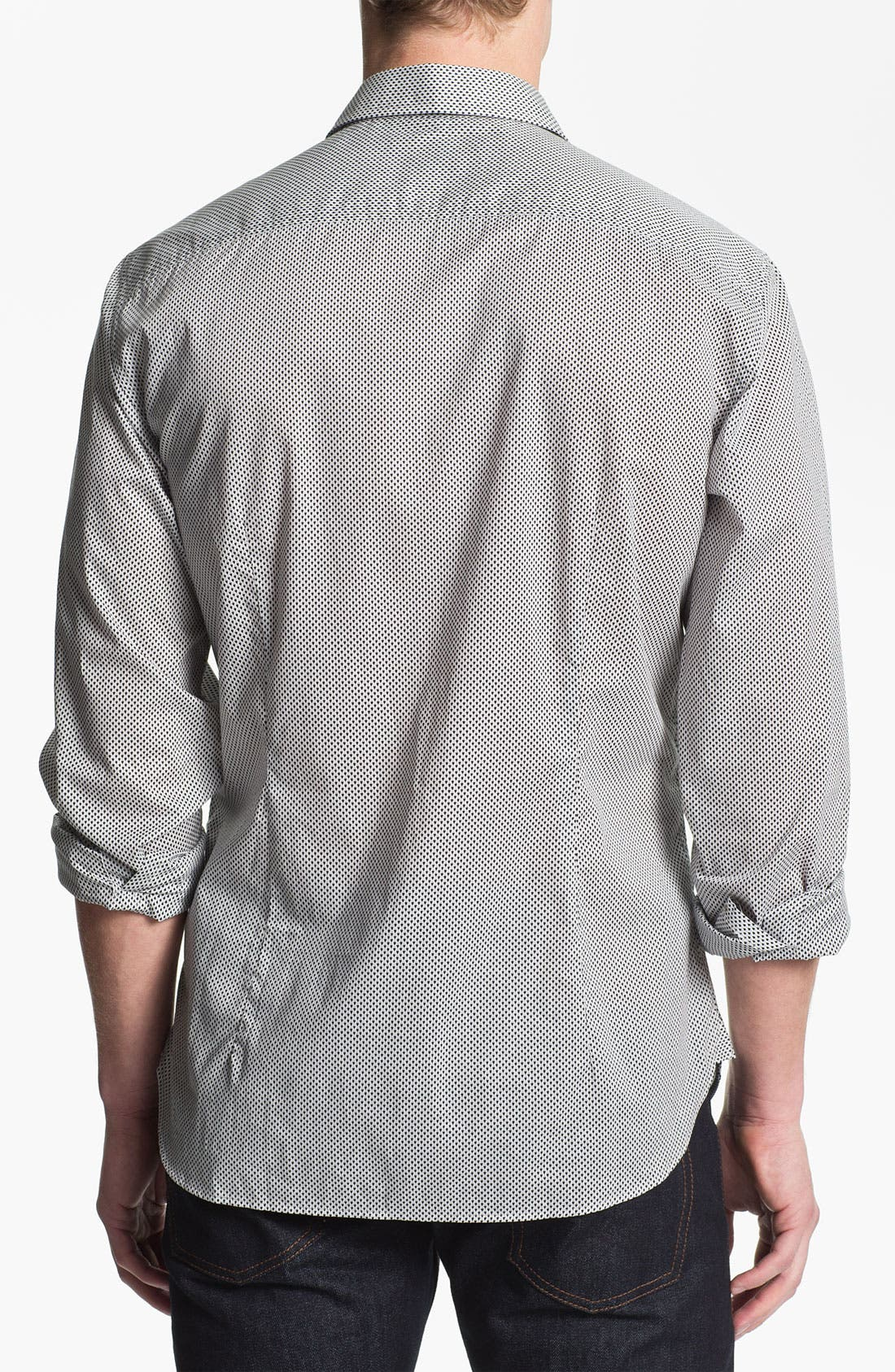 Alternate Image 2  - John Varvatos Star USA Sport Shirt