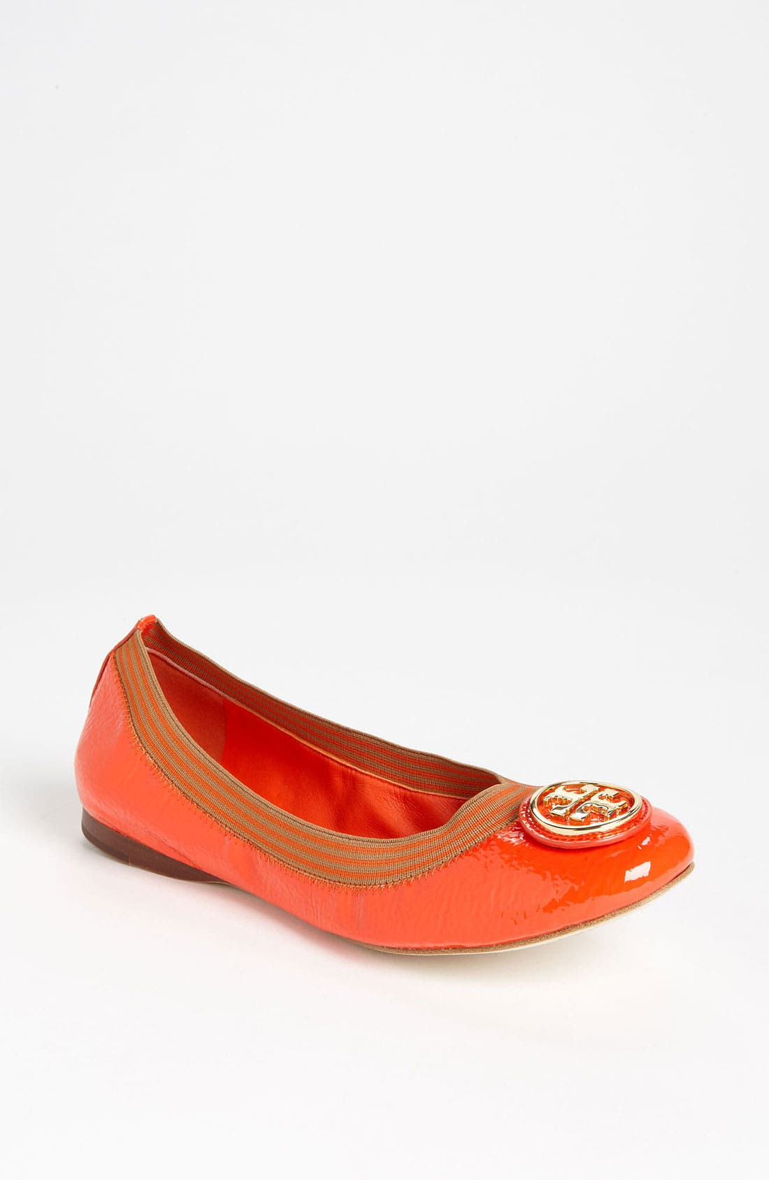 Alternate Image 1 Selected - Tory Burch 'Caroline' Flat (Exclusive Color)