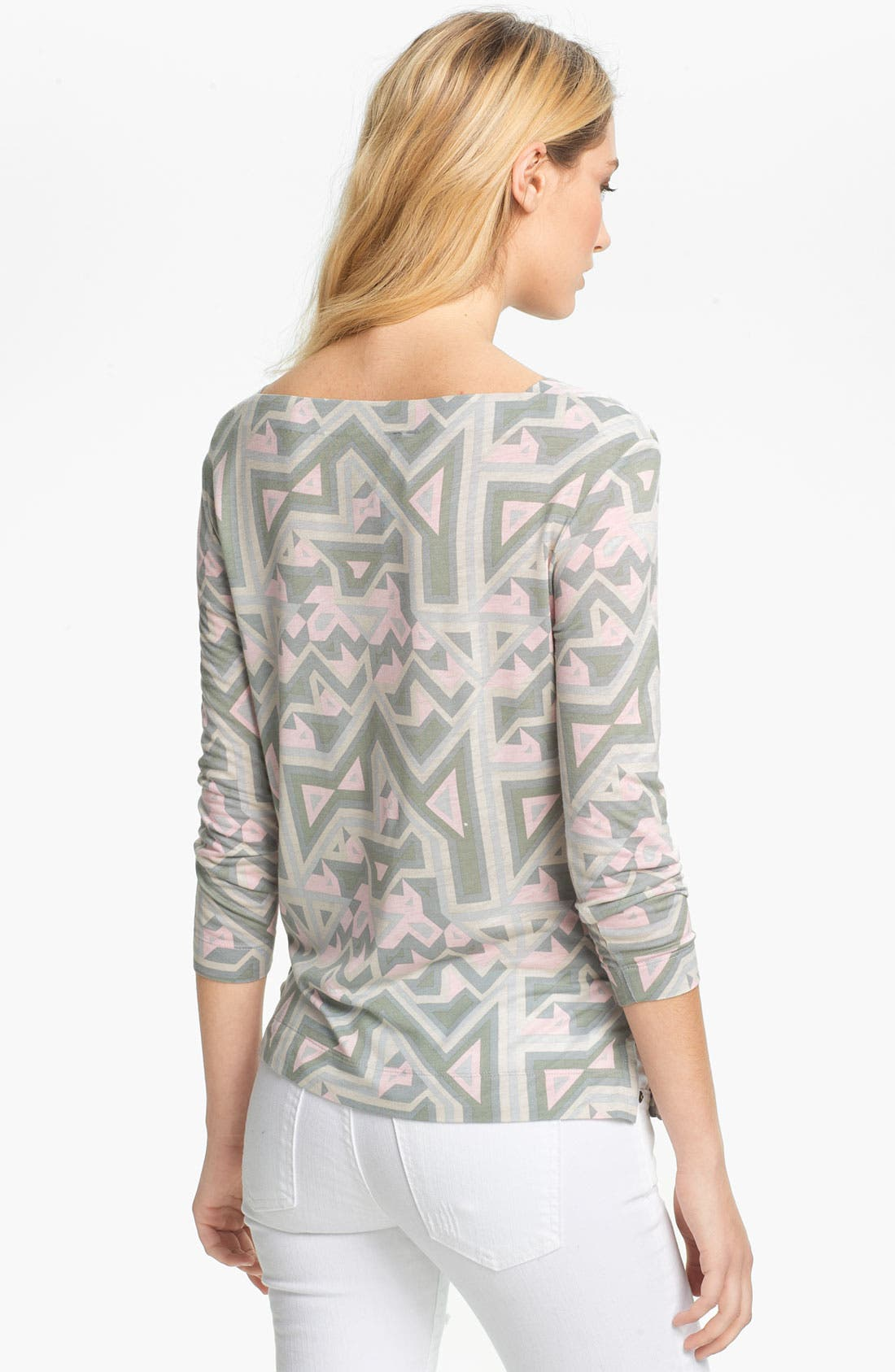 Alternate Image 2  - MARC BY MARC JACOBS 'Mazey' Print Top