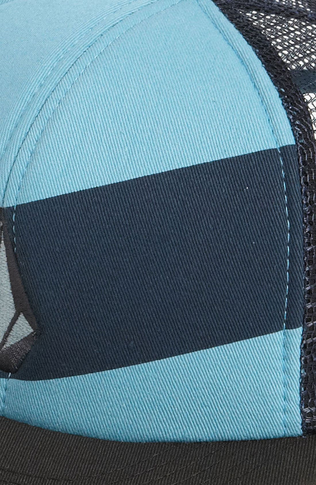 Alternate Image 2  - Volcom 'Fullstone' Trucker Hat (Big Boys)