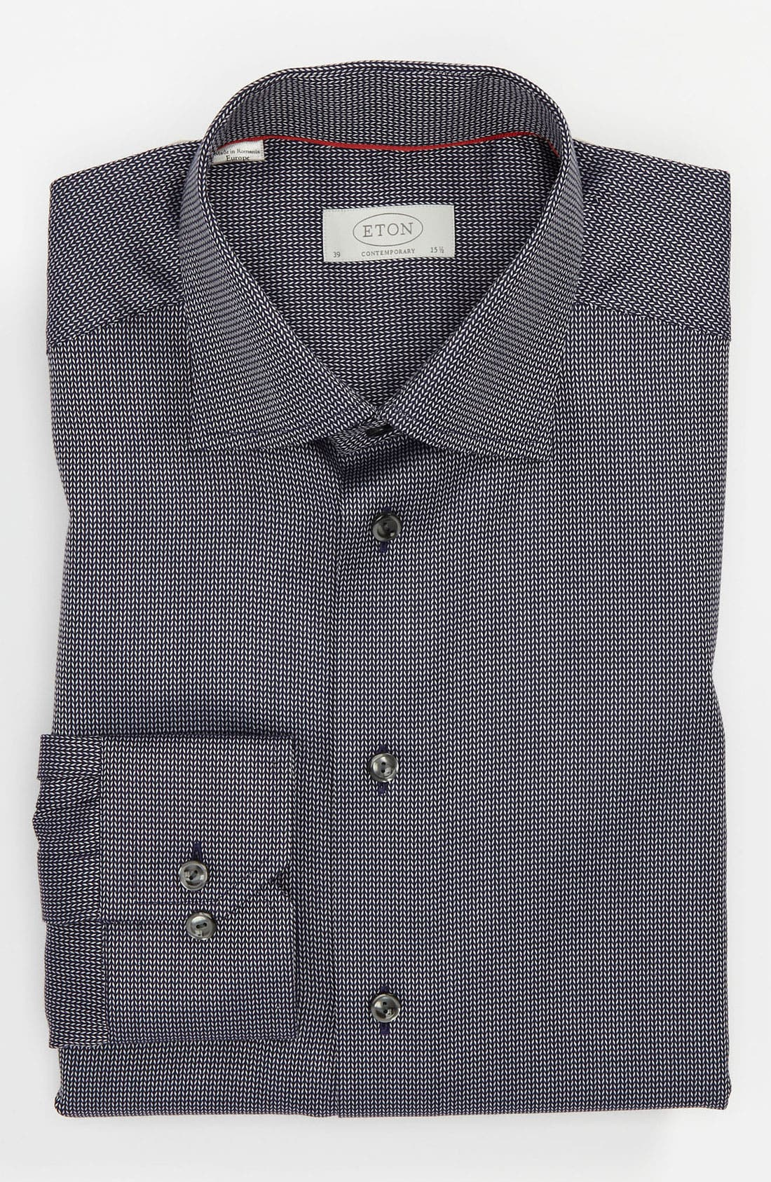 Alternate Image 1 Selected - Eton Contemporary Fit Dress Shirt