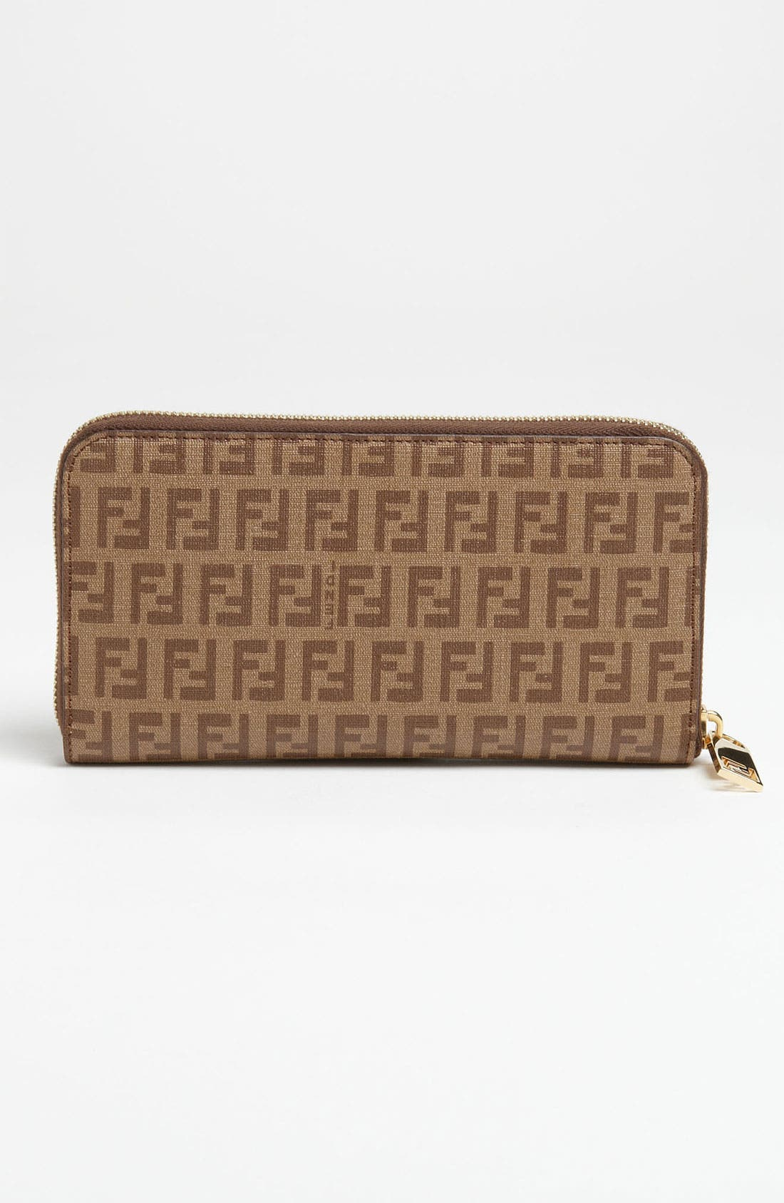 Alternate Image 4  - Fendi 'Forever' Zip Around Wallet