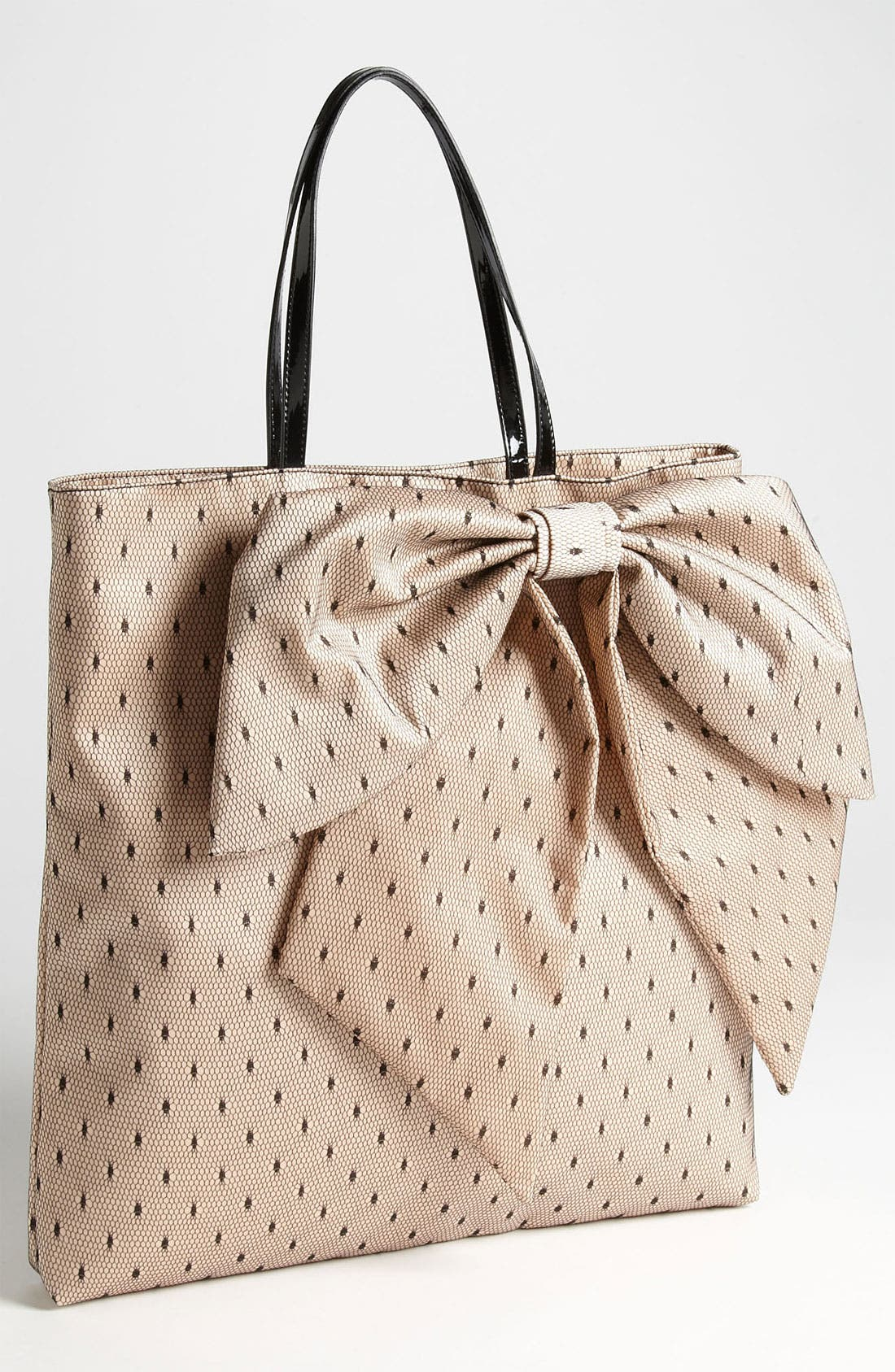 Alternate Image 1 Selected - RED Valentino 'Bow' Point D'Esprit Tote