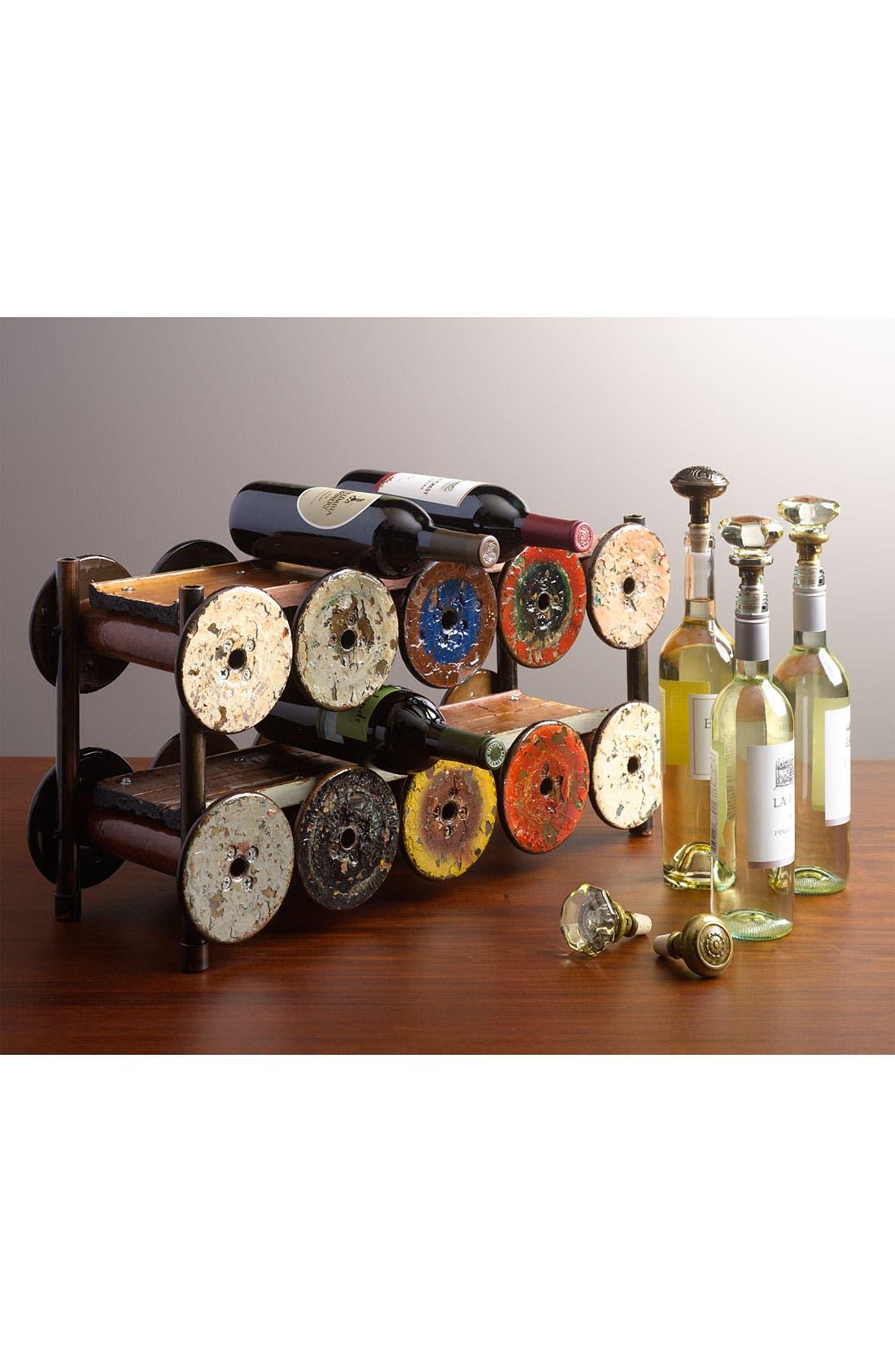 Alternate Image 4  - Vintage Metal Door Knob Wine Stopper