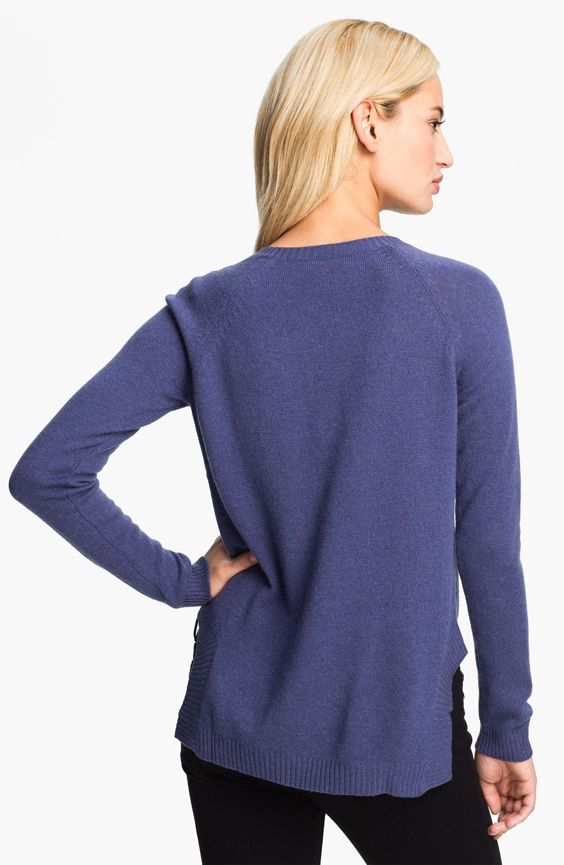 Alternate Image 2  - Christopher Fischer 'Gisbelle' Cashmere Sweater (Online Exclusive)