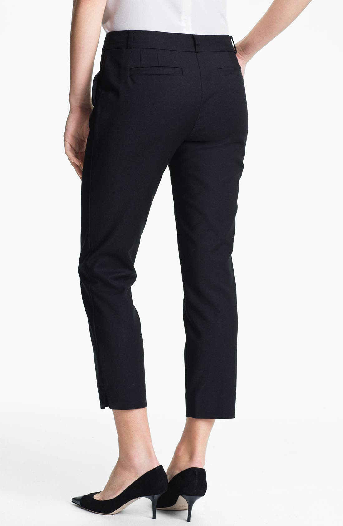 Alternate Image 2  - kate spade new york 'davis' capri pants