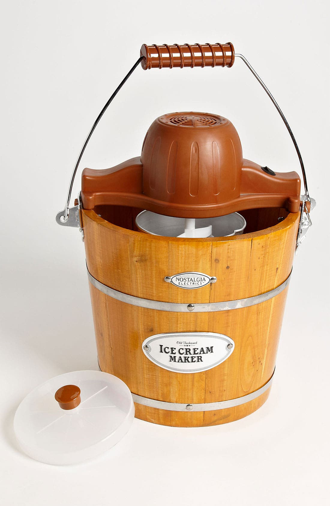 Main Image - 'Vintage Collection' Old Fashioned Ice Cream Maker