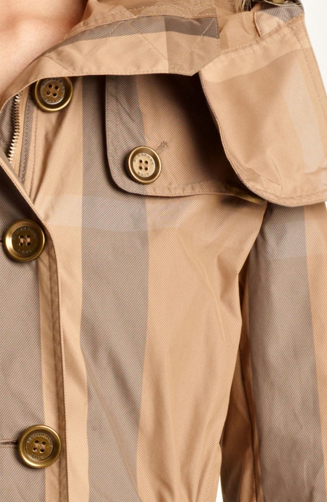 Alternate Image 3  - Burberry Brit 'Kerrington' Coat