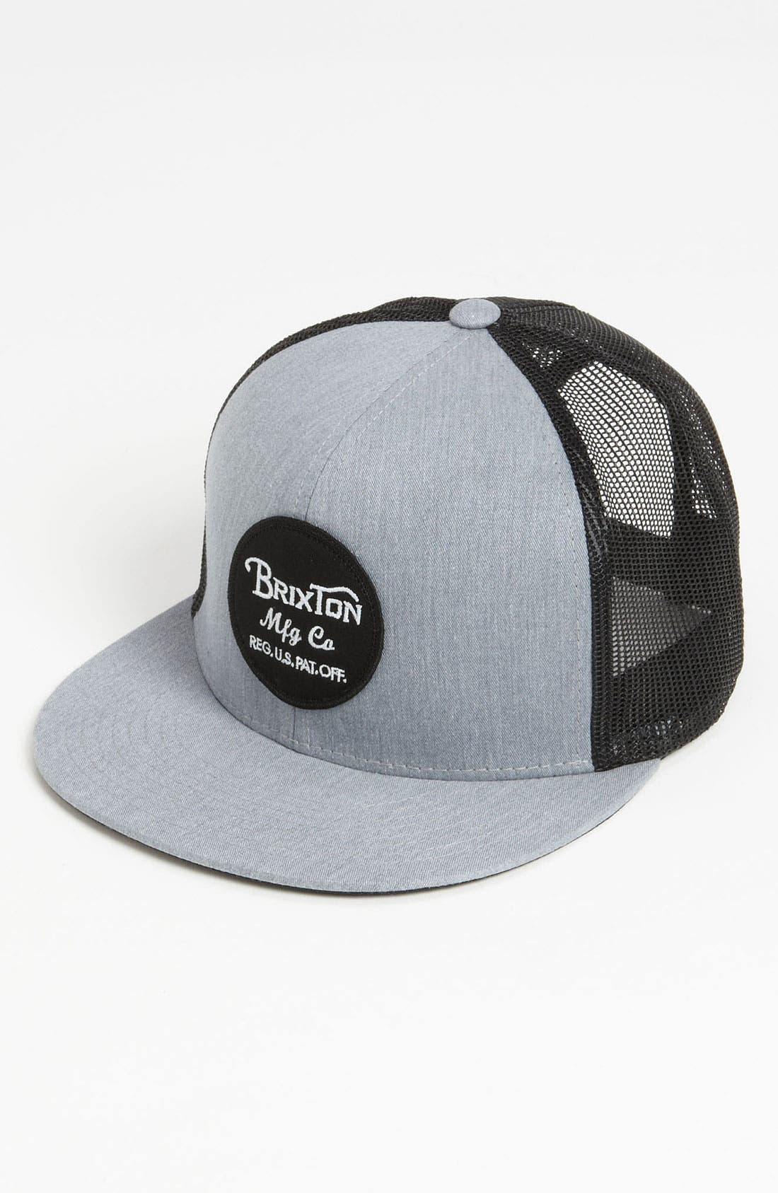 Alternate Image 1 Selected - Brixton 'Wheeler' Trucker Hat