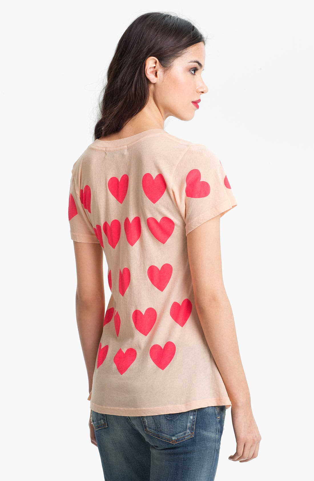 Alternate Image 2  - Wildfox 'Baby Love' V-Neck Tee (Nordstrom Exclusive)