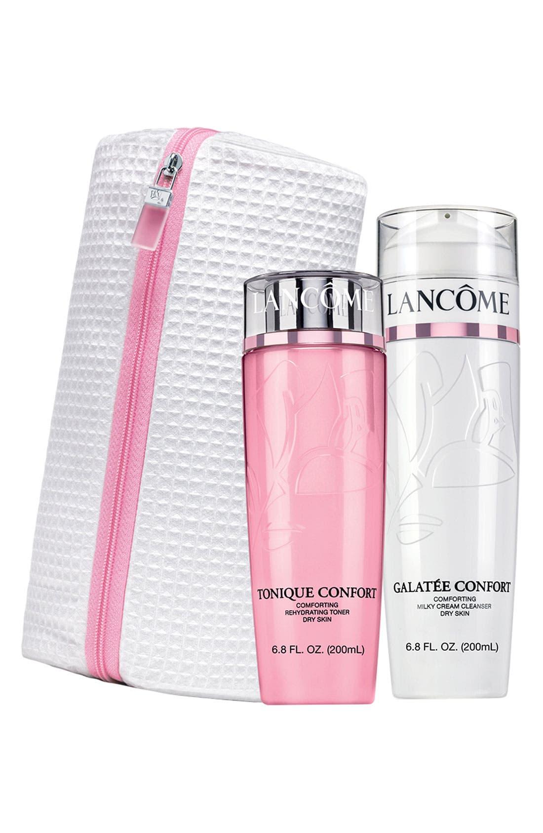 Main Image - Lancôme 'Confort' Toner & Cleanser Duo ($55 Value)
