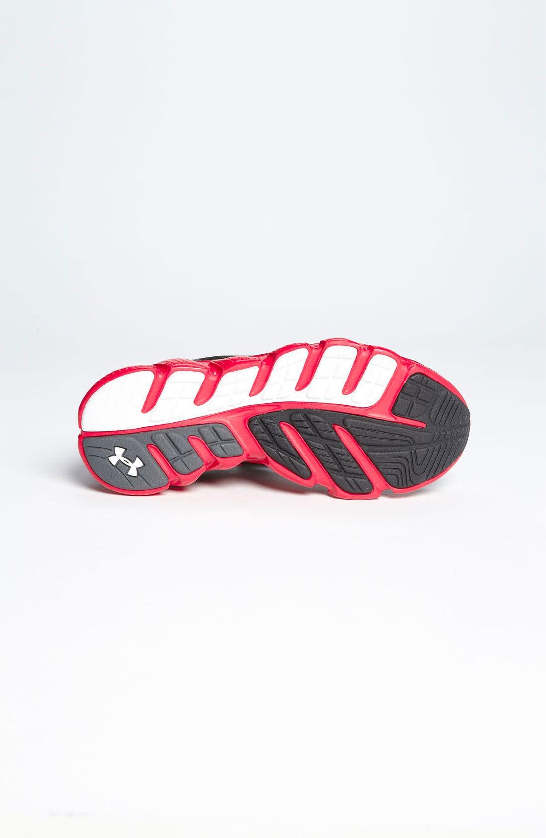 Alternate Image 4  - Under Armour 'Micro G® Skulpt' Sneaker (Toddler, Little Kid & Big Kid)