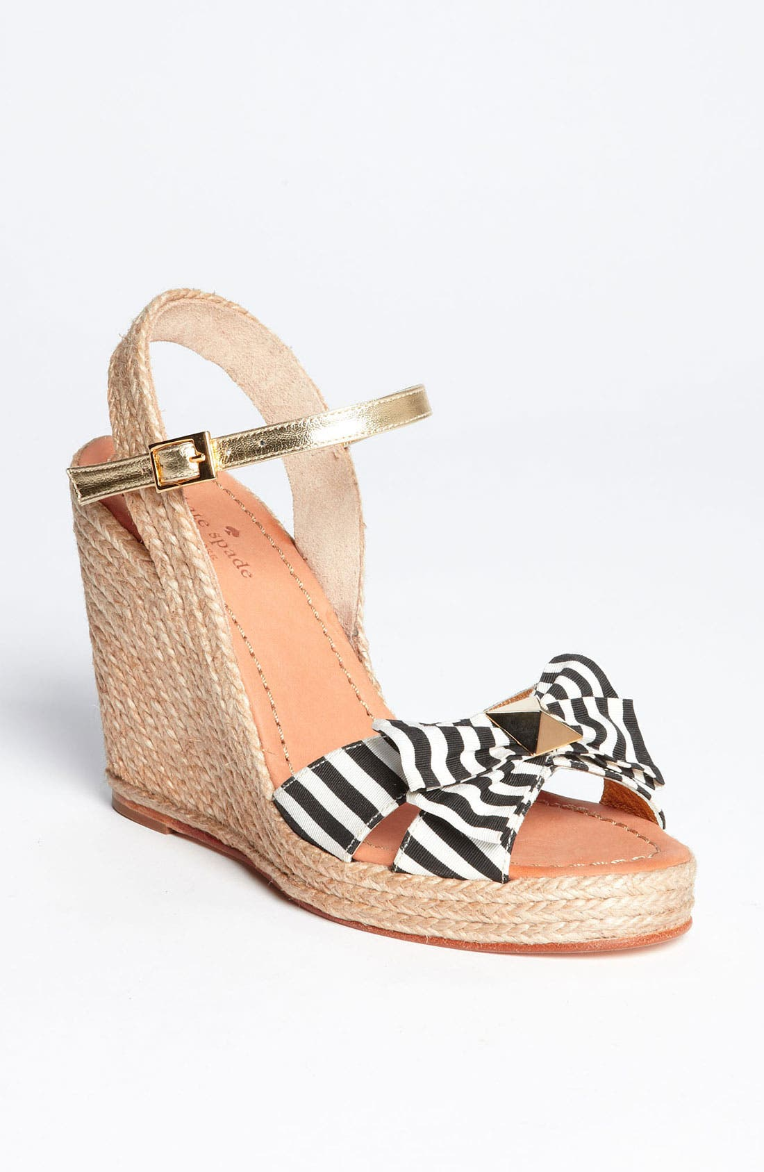 Main Image - kate spade new york 'carmelita' wedge sandal