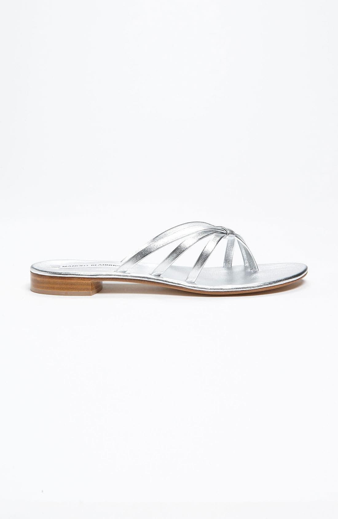 Alternate Image 4  - Manolo Blahnik 'Winddoka' Sandal