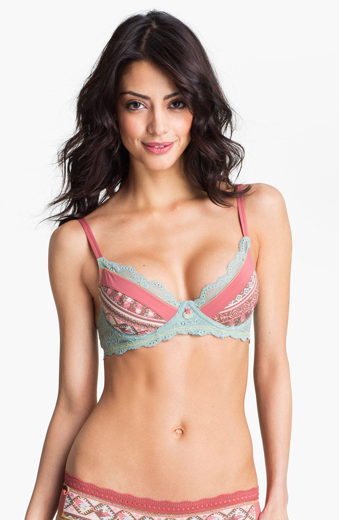 Alternate Image 1 Selected - Maaji 'It Will Bring Joy to Your Life' Underwire Bralette