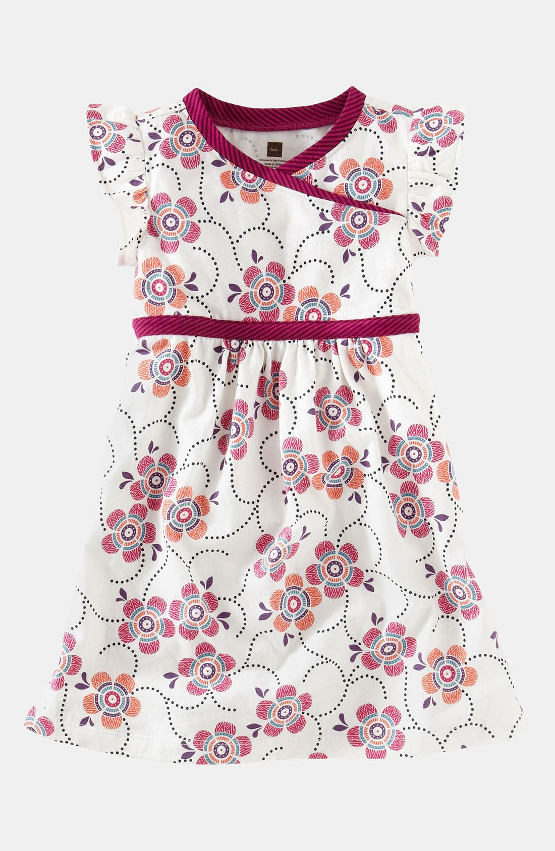 Alternate Image 1 Selected - Tea Collection 'Joburg' Dress (Toddler, Little Girls & Big Girls)