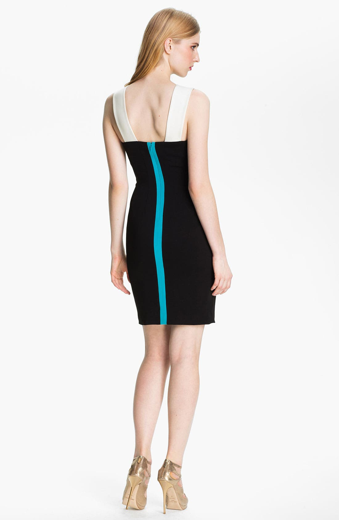 Alternate Image 2  - Jay Godfrey 'Spencer' Crepe Sheath Dress