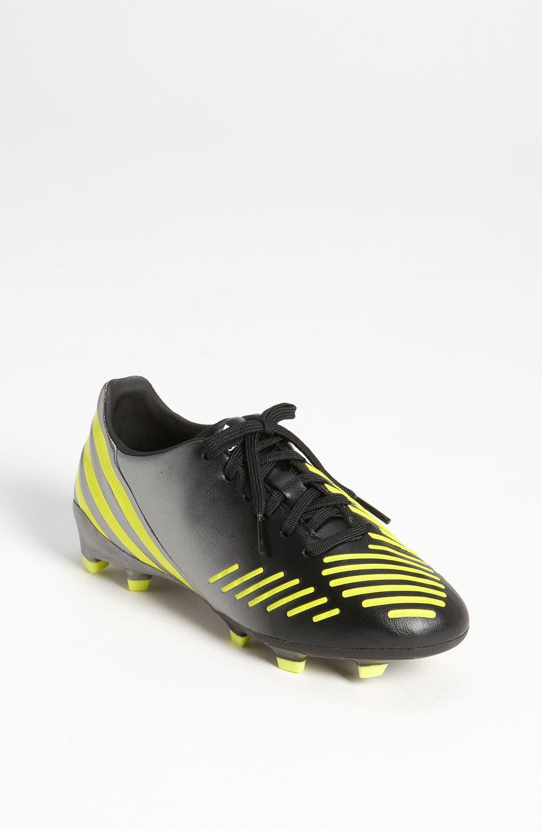 Alternate Image 1 Selected - adidas 'Predator Absolado LZ TRX FG' Soccer Shoe (Toddler, Little Kid & Big Kid)