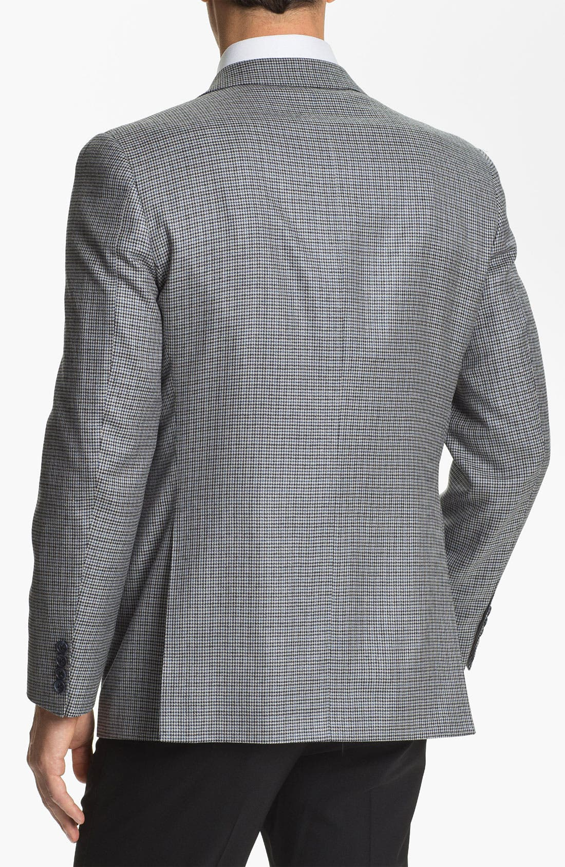 Alternate Image 2  - Joseph Abboud 'Profile' Trim Fit Check Sportcoat