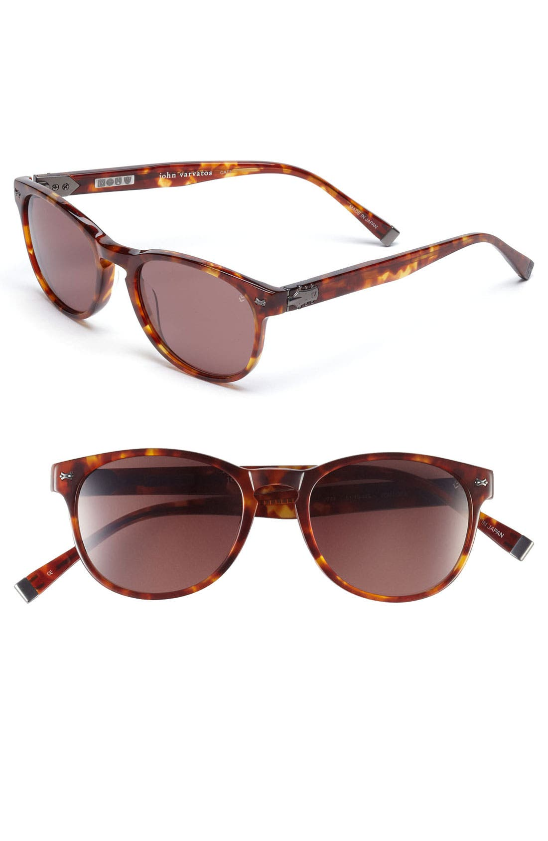 Main Image - John Varvatos Collection 51mm Sunglasses