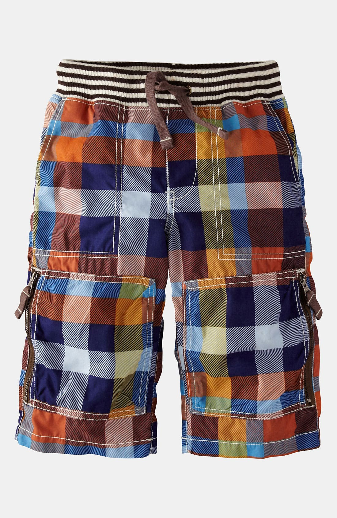 Alternate Image 1 Selected - Mini Boden 'Techno' Shorts (Little Boys & Big Boys)