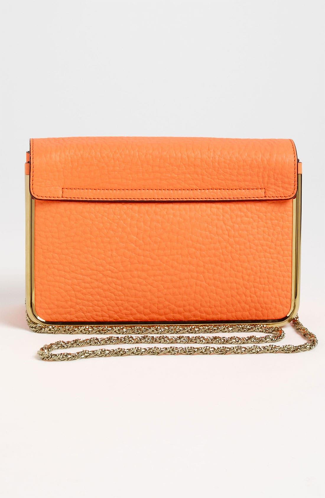 Alternate Image 4  - Chloé 'Sally - Small' Leather Shoulder Bag