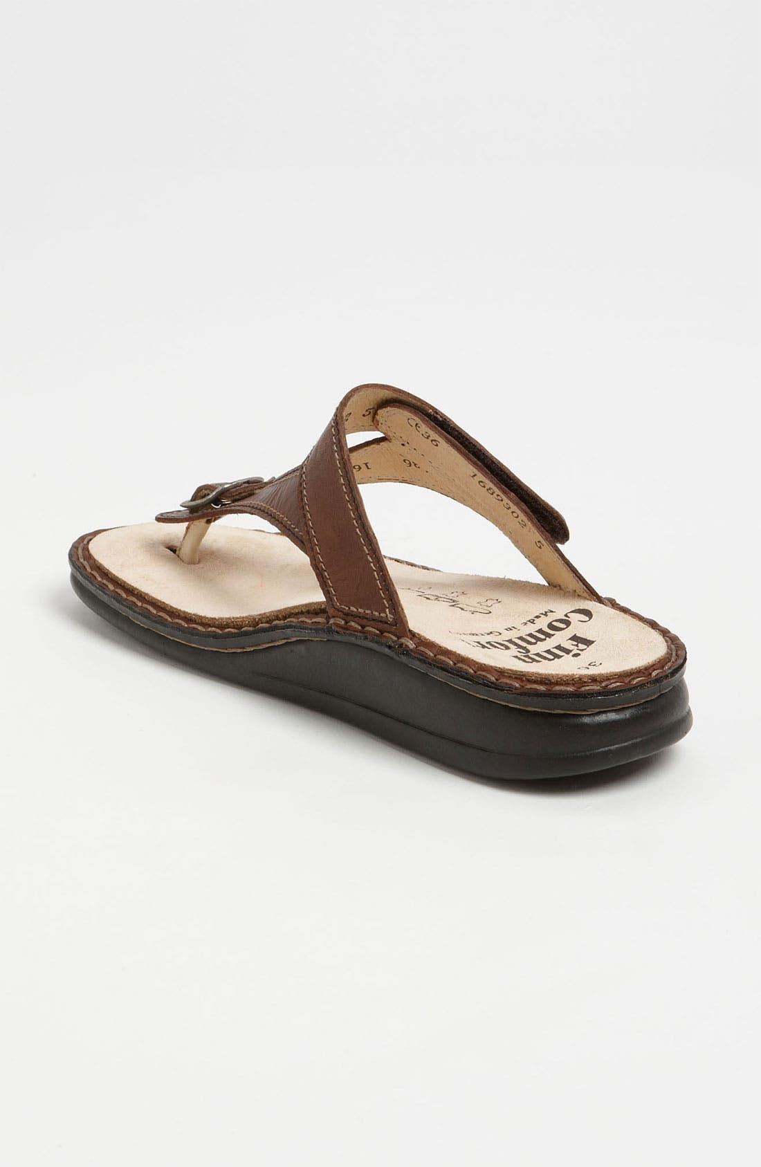 Alternate Image 2  - Finn Comfort 'Alexandria' Thong Sandal