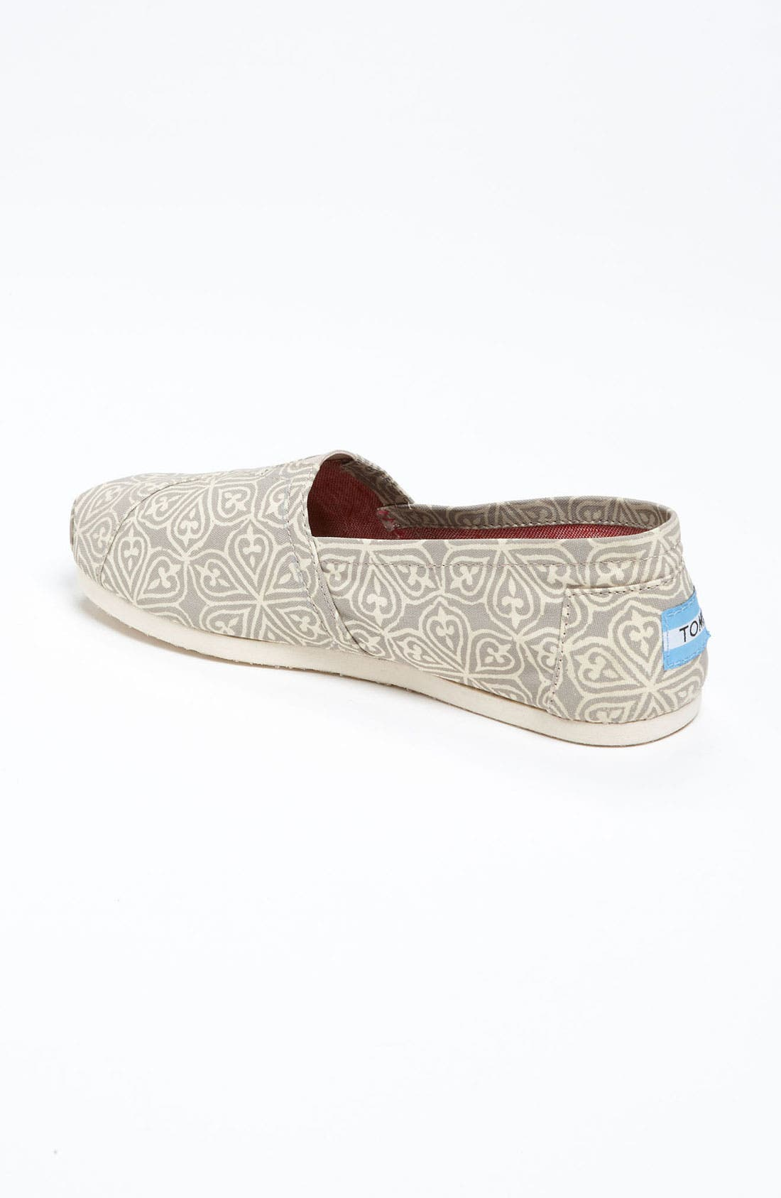 Alternate Image 2  - TOMS 'Classic - Circle' Slip-On (Women)