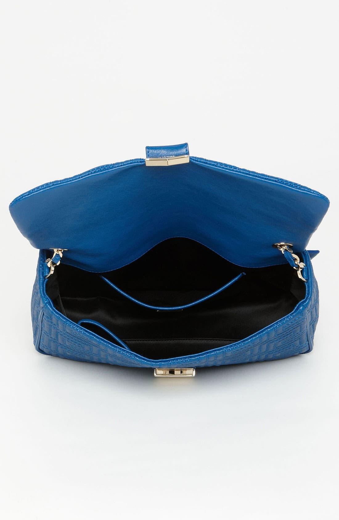 Alternate Image 3  - Versace Leather Shoulder Bag