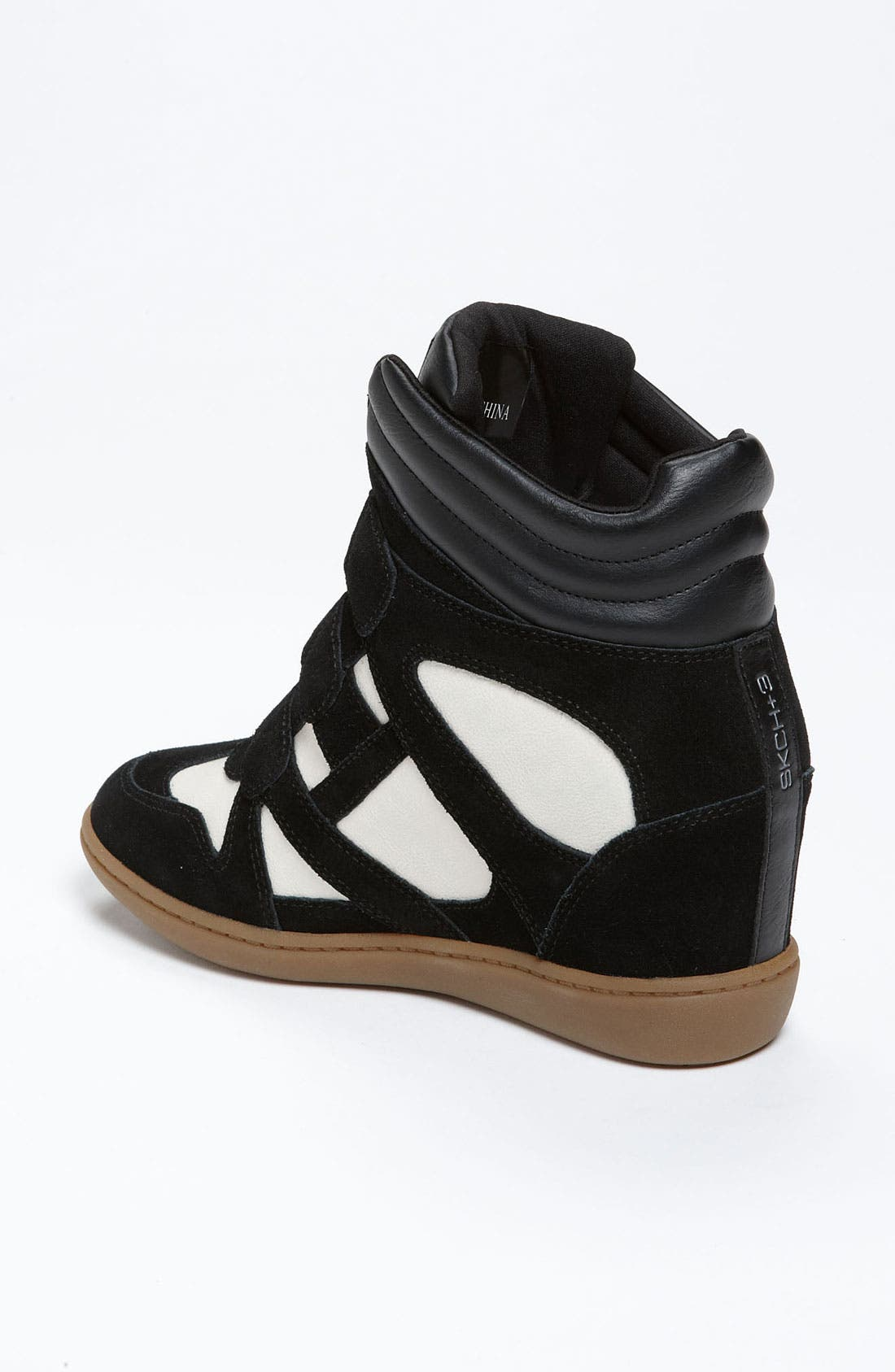Alternate Image 2  - SKECHERS 'Raise Your Glass' Wedge Sneaker (Women)