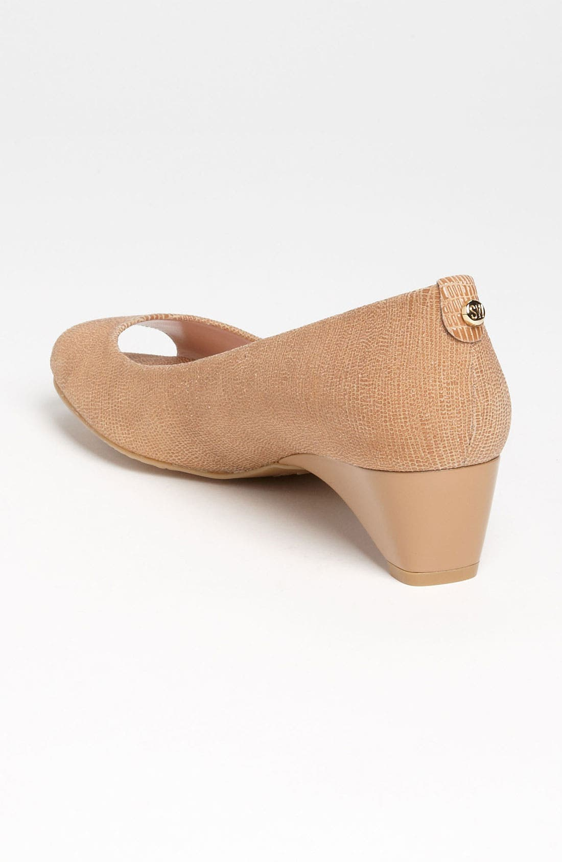 Alternate Image 2  - Stuart Weitzman 'Logosavoir' Wedge Pump